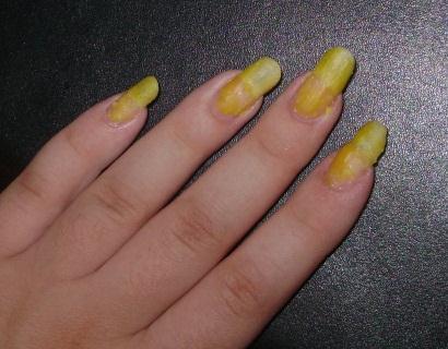 Воск для ногтей своими руками